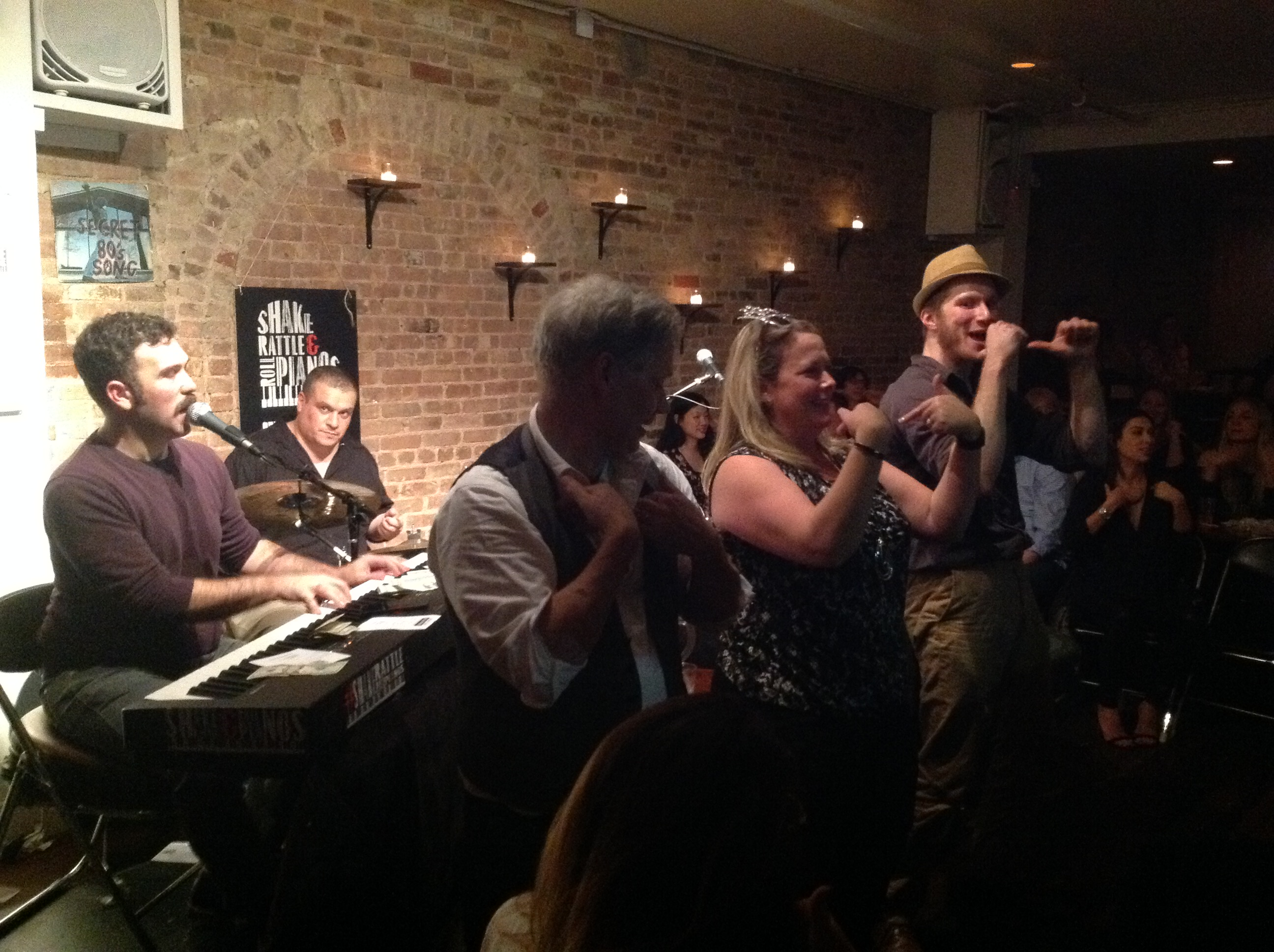 Shake Rattle & Roll Dueling Pianos NYC | The Best NYC