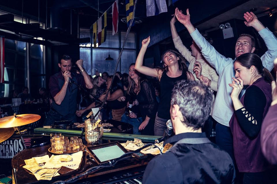 what to do April 2021 - Dueling Pianos NYC!
