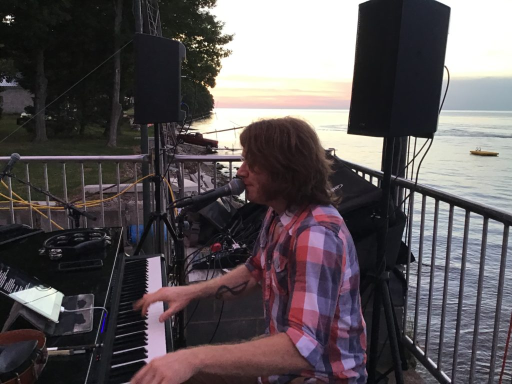 Great Lakes summer entertainment!